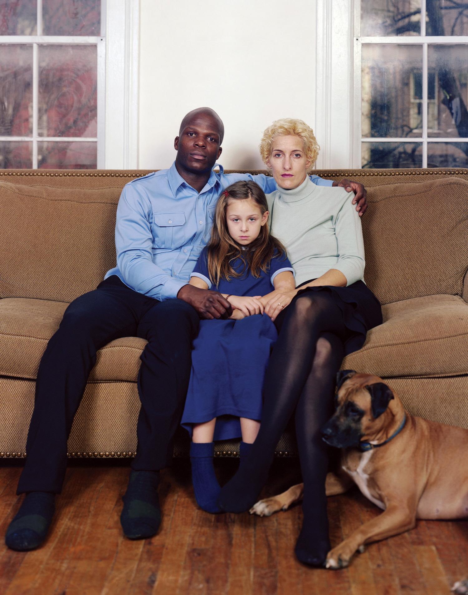 짝-패 Interracial Couple